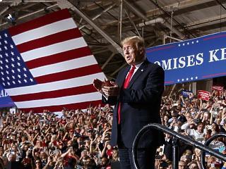 Most kiderült mennyi értelme volt Trump háborújának