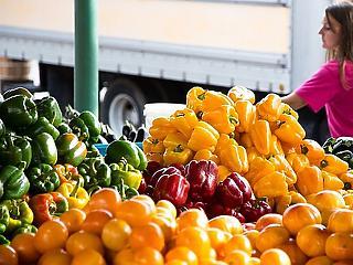 31 százalékkal drágultak meg a zöldségek tavaly óta