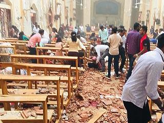 Katolikusokat ért brutális támadás Srí Lankán