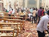 Katolikusokat ért brutális támadás Srí Lankán (Frissítve, újabb robbantás!)