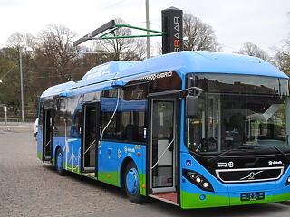 36 milliárd forint támogatás környezetbarát buszok beszerzésére