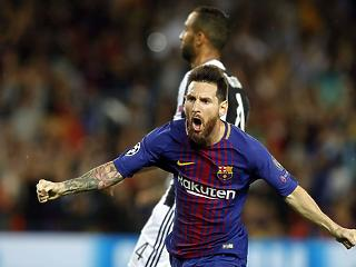 Lionel Messi a legjobban kereső focista