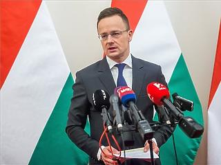 Szíjjártó: ha nem a legjobb lett volna, akkor Magyarország nem fogadta volna el a brüsszeli megállapodást