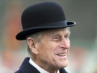 Elhunyt Fülöp herceg, a brit királynő férje