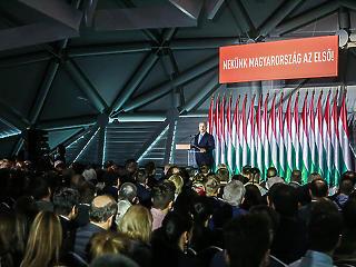 A civilek 734 millió forinttal támogatták tavaly a  Fideszt