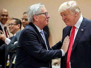 Az EU blokkolja Trump iráni szankcióit