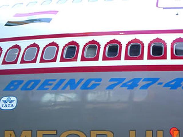 A Boeing 747-ese 1.