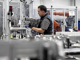 KSH: az ipari termelés 2019 októberéhez mérten 0,6 százalékkal nőtt