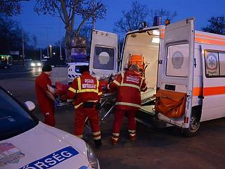 Belengették a sztrájkot a mentősök és az ápolók is