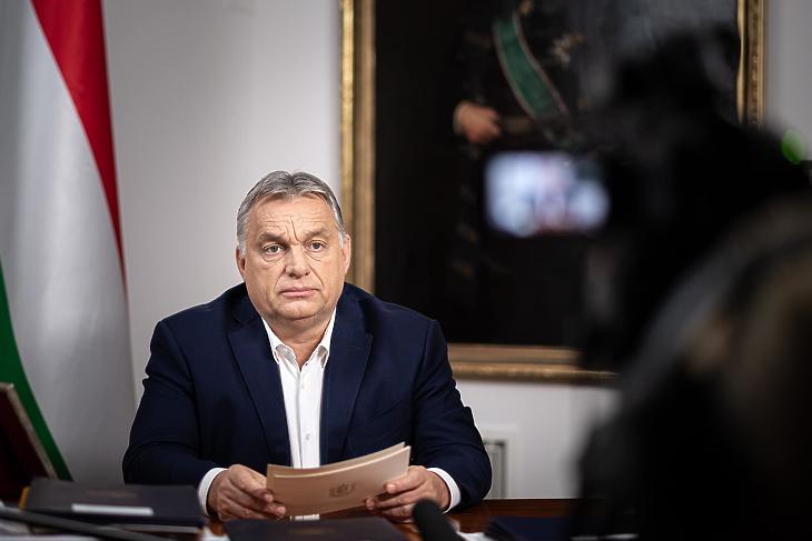 Minél több vakcina kell a kormányfő szerint Fotó: Orbán Viktor /Facebook