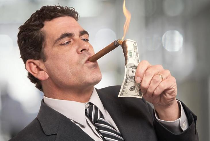 A vagyonosok több mint kétharmada szerint 2020 üzletileg sikeres volt. Fotó: depositphotos