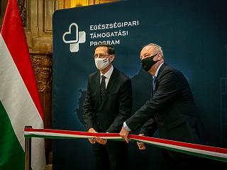 10 milliárd forintos egészségipari beruházás Kocsordon és Mátészalkán