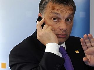Orbán Viktor Hszi Csin-pinggel telefonált