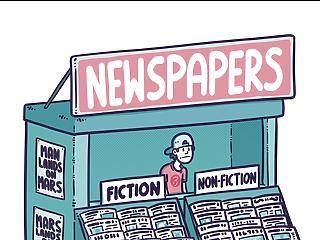 Szélsebesen terjednek a neten a hazugságok