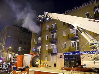 Nyolc év alatt 40 milliárd forintot fizettek ki a biztosítók tűzkárokra