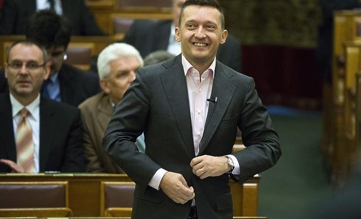 Rogán Antal (Fotó: MTI)