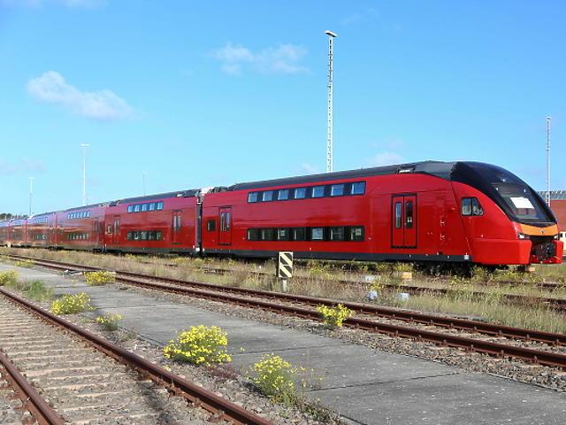 Látott már emeletes vonatot?