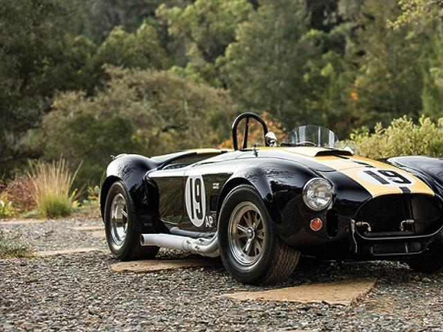 1965 Shelby Cobra 427 Competition Roadster