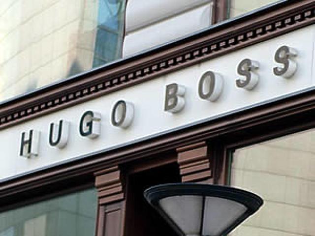 Fasion Street Hugo Bosszal