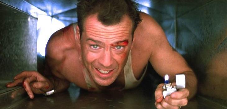 Bruce Willis fénykorában