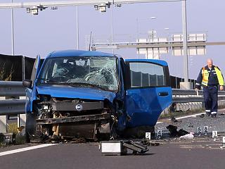 Kevesebb volt a baleset tavaly, mégis megnőtt a kötelező díja