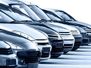 Megtorpant a gépkocsi piac vágtatása
