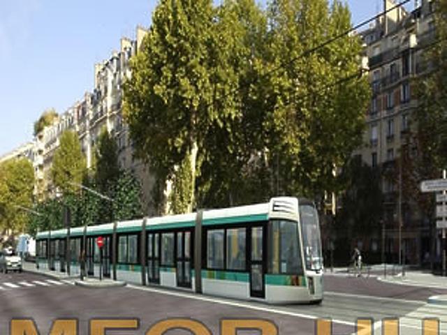 Párizsi villamos 1.