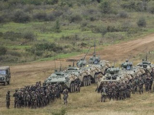 Fegyverek és tankok - így gyakorlatozott a magyar hadsereg