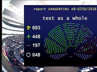 Megszavazták a Sargentini-jelentést!