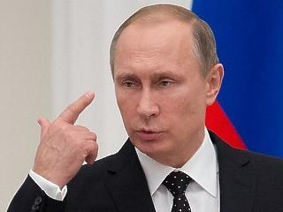 Putyin bekeményít: felmondta a Nyitott Égbolt szerződést