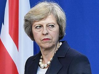 Megindult a harc Theresa May posztjáért