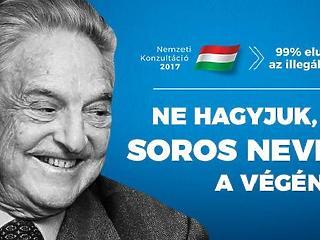 A magyar válogatott is Soros kottájából játszott