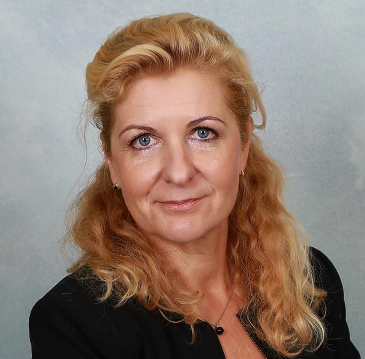 Pulay Krisztina, az ISG Magyarország vezetője