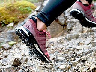 Egyre inkább rákap a világ a túrázásra, így az Adidas is irányt vált