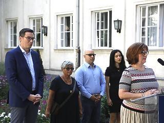 HÉTVÉGÉRE - 2021-ben már működni fog a Budapesti Iskola Intézet - videóinterjú Hermann Zsuzsával, Heller Ágnes Lányával