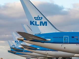 A KLM is állami mentőcsomagot kapott