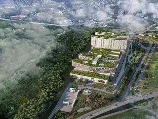 Rekord közeli összegért tervezik a szuperkórházat
