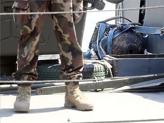 Hatástalanították a Dunából kiemelt bombát, feloldották a forgalomkorlátozásokat