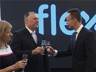 Bővíti magyar termelését a Flex