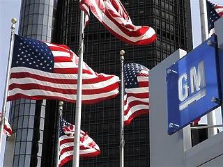Óriásit fordított a General Motors