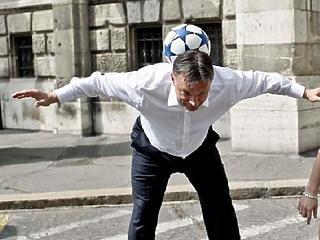Orbán Viktor Svájcba megy, hogy sportról tárgyaljon