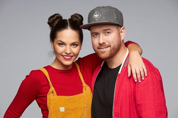 Flourékkal jön a Nyerő páros (Fotó: RTL Klub)