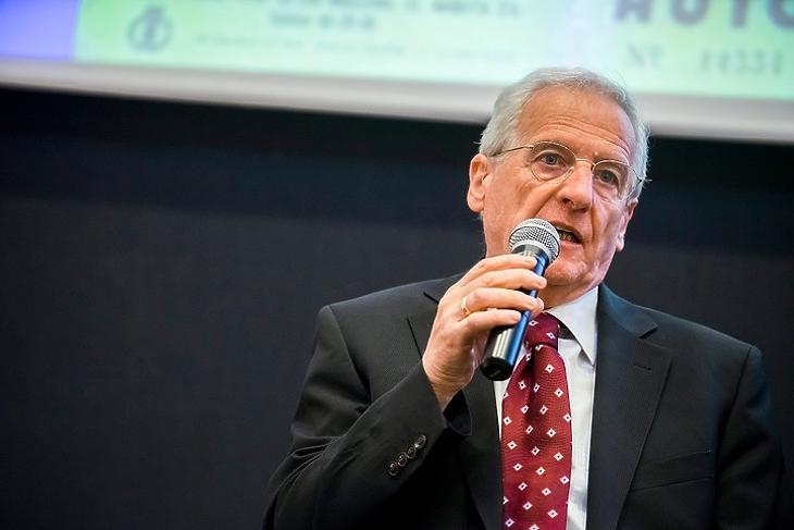Sólyom László (Fotó: MTI)