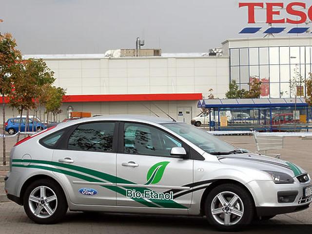 Fordból már vehetünk bioetanolost