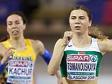 Bécsből végül Varsóba repült a fehérorosz sprinter