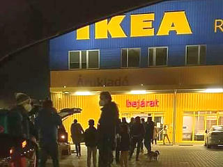 Nem biztos, hogy érdemes még elindulni az IKEA-ba