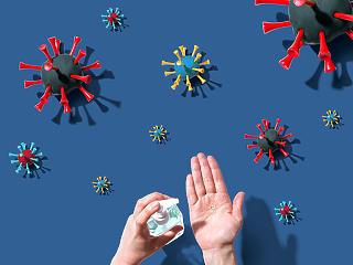 Új magyar tanulmány: kéthetente mutálódik a koronavírus