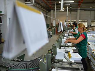 Igyekszik pótolni a lemaradást a magyar ipar