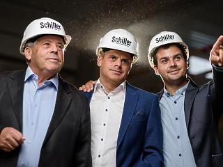 Schiller Autó Család: 40 éves sikertörténet az Opeltől a Lexusig