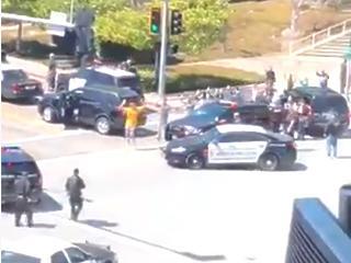Lövöldözés a YouTube központjában